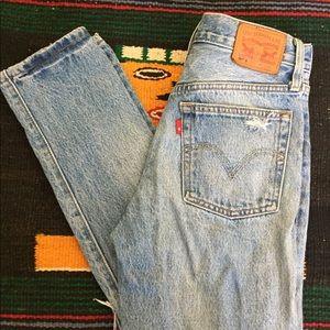 Levi's Jeans - 501 skinny